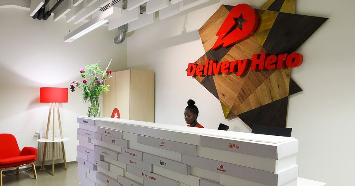 Delivery Hero grows revenue by 77%