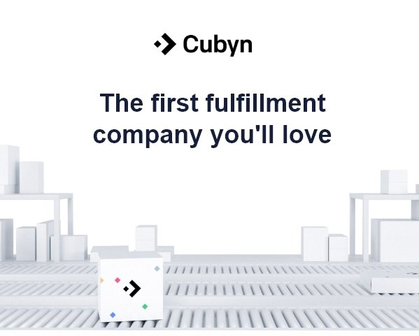 Fulfillment solution Cubyn raises €35M to launch a 25,000 m2 facility in France and expand across Europe