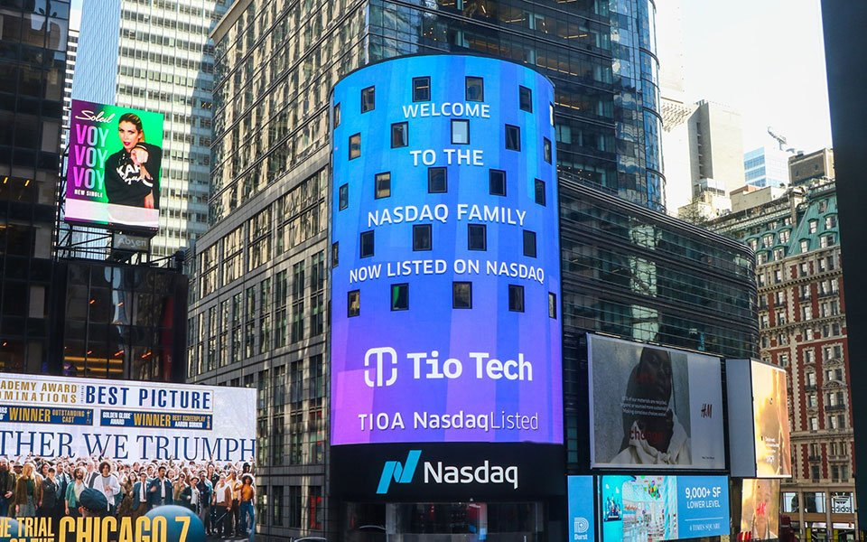 Tio Tech Announced Pricing of $300 Million Initial Public Offering Last Week